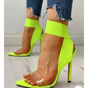 Stilettos Heels-Brand New